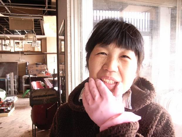 Owner Sakuma Ikuko