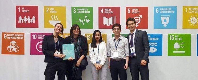 UN DPI Conference Korea