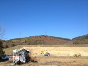 沼津キャンプ全景