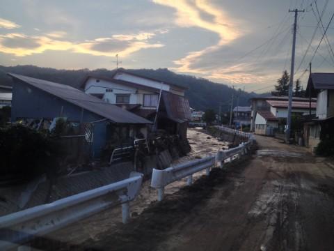 山形県南陽市豪雨災害 活動レポートファイナル