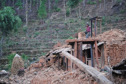 【ネパール地震被害】 現地レポート(1)