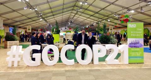 パリのCOP21会議にて防災ワークショップを開催、YMCA ...