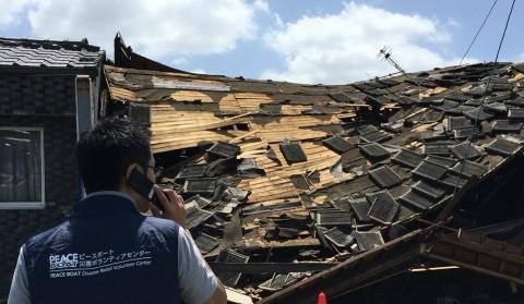 【熊本地震】 震災から1ヶ月、写真レポート