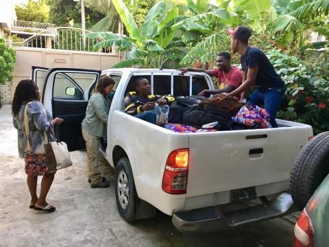 【ハイチ/緊急支援】 ハリケーン・マシューの第一次支援を開始...