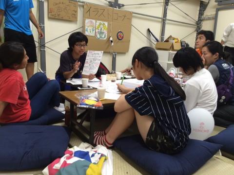 【熊本報告】 支援活動を振り返って [避難所運営サポート編]