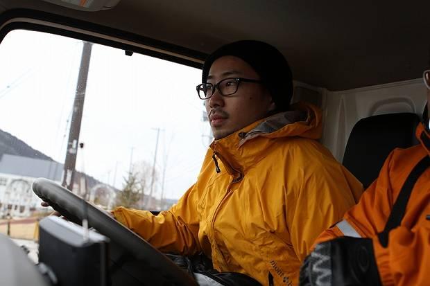 Volunteer Coordinator Ueshima Yasuhiro