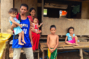 Philippines, Typhoon Haiyan (Nov 2013 – Jul 2014)